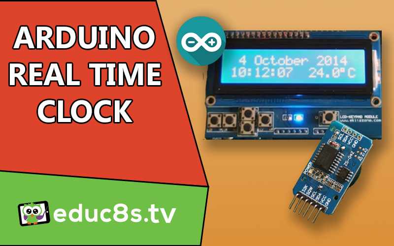 Arduino Real Time Clock