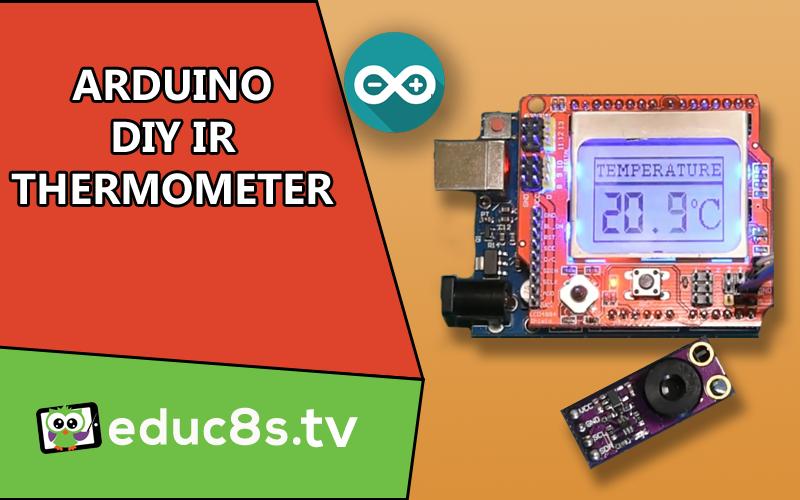 Arduino IR Thermometer