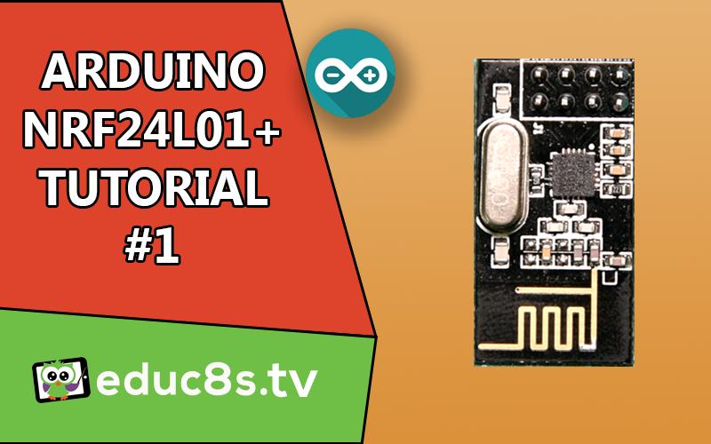 Arduino NRF24L01