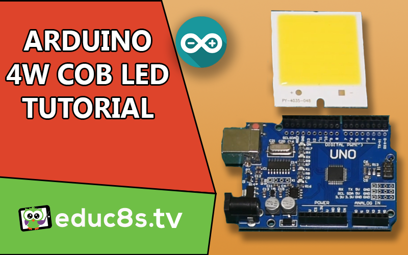 Arduino COB LED