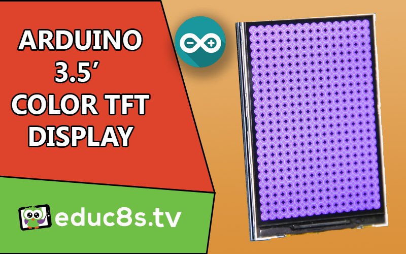 3.5 TFT Arduino