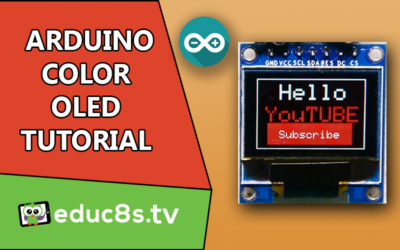 Arduino color OLED