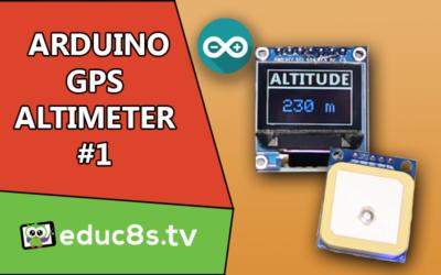 Arduino GPS Altimeter