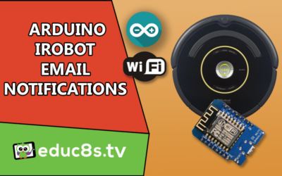 Arduino Irobot modification