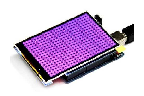 "3.5"" Color TFT Display"