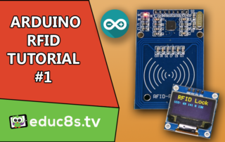 Arduino RFID tutorial