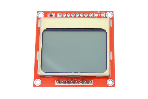 Nokia 5110 Lcd One of the best Arduino Displays