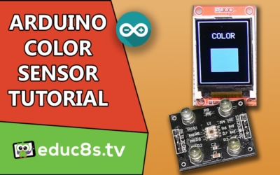 Arduino Color Sensor Tutorial