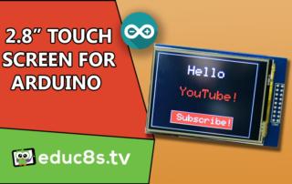 Arduino Touch Screen