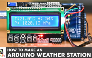 Arduino BME280 Weather Station