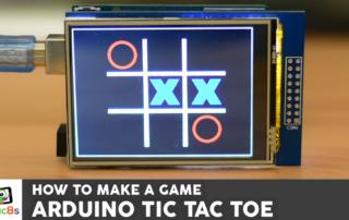 Arduino Tic Tac Toe