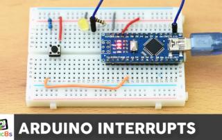 Arduino Interrupts Tutorial