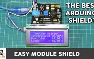 Arduino Easy Module Shield