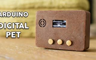 Arduino Tamagotchi Clone