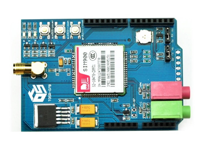 Arduino GSM Shield - Top 10 Arduino Shields
