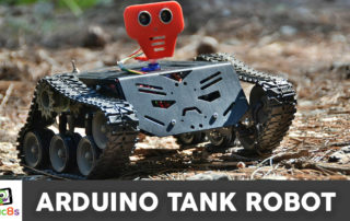 Arduino Tank Robot