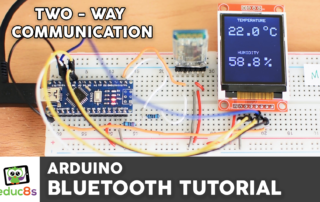 Arduino Two-Way Bluetooth Communication Tutorial