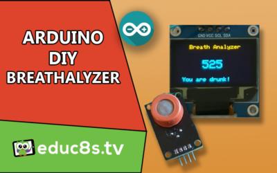 Arduino Breathalyzer Project
