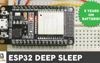 ESP32 Deep Sleep