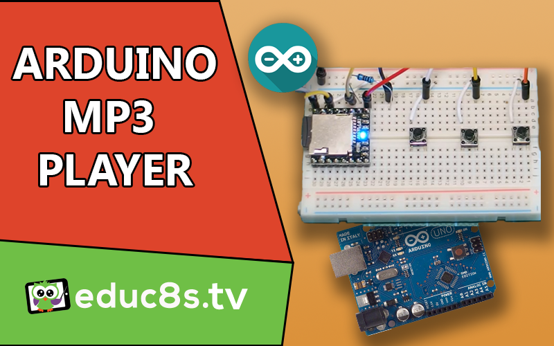 Arduino MP3 player project