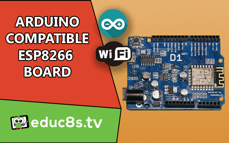 ESP8266 Archives - educ8s tv - Watch Learn Build