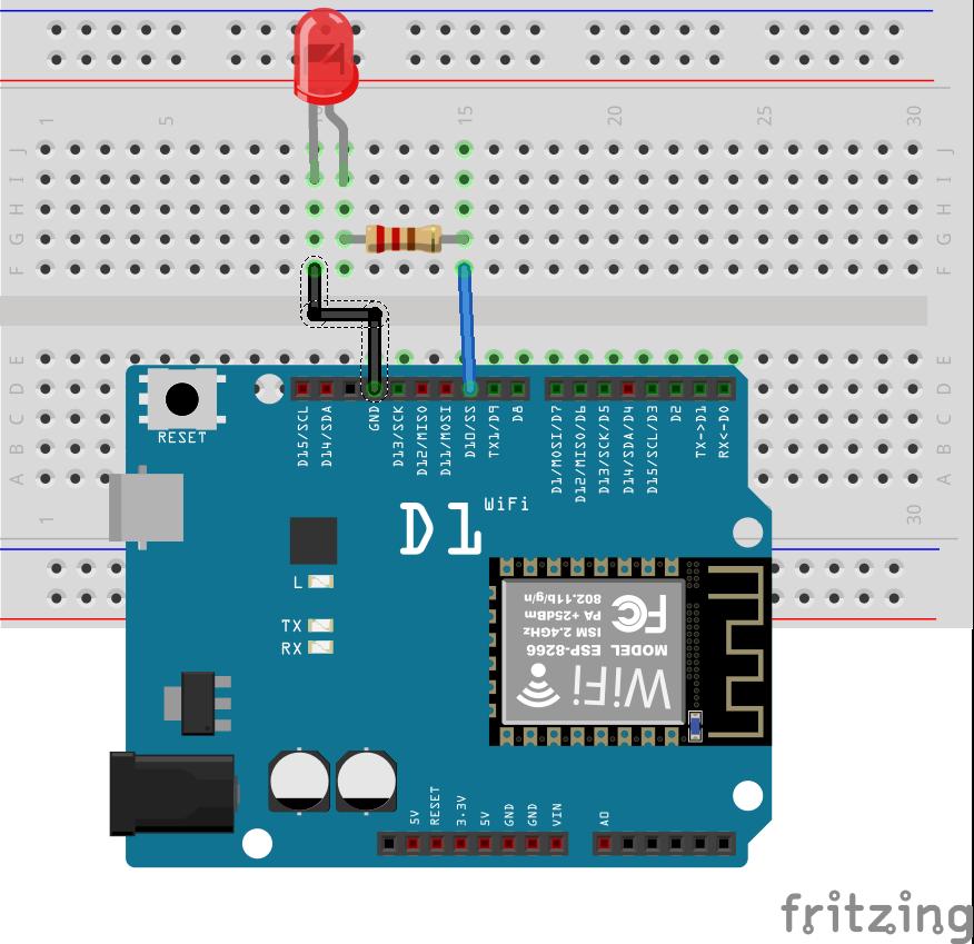Arduino Tutorial: ESP8266 OTA  Update the WeMOS D1 Over the