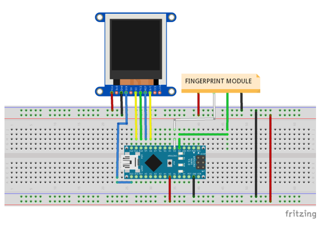 Fingerprint Sensor with Arduino - educ8s tv - Watch Learn Build