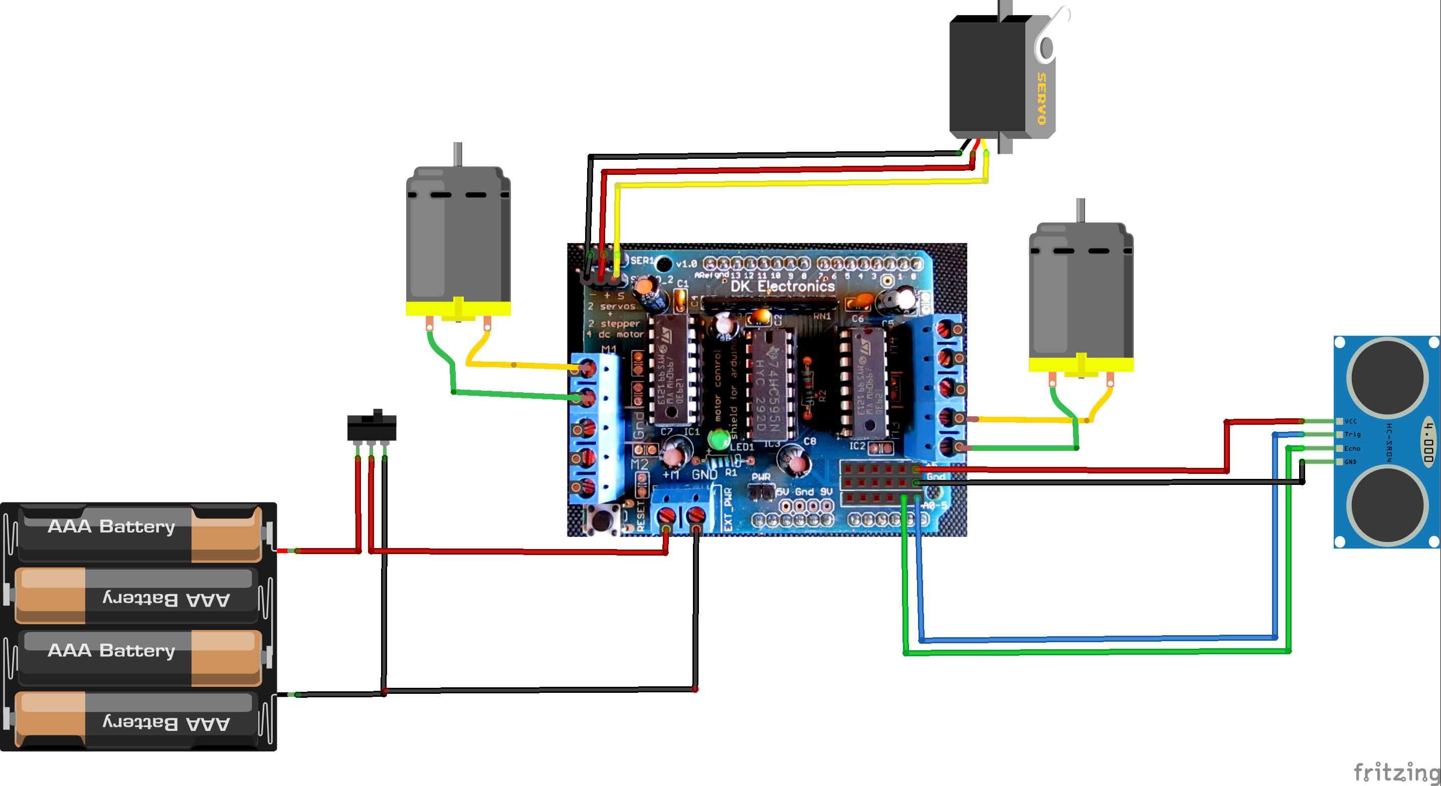 Arduino Robot - An easy DIY project - educ8s tv - Watch Learn Build