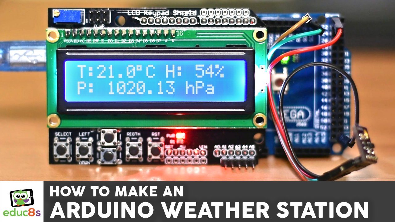Arduino Projects Archives - Page 3 of 11 - educ8s.tv - Watch Learn Build