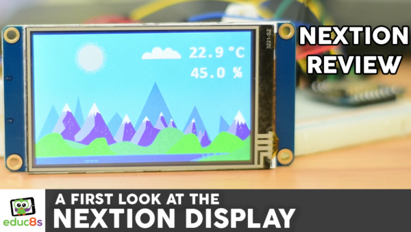 Nextion Archives - educ8s tv - Watch Learn Build