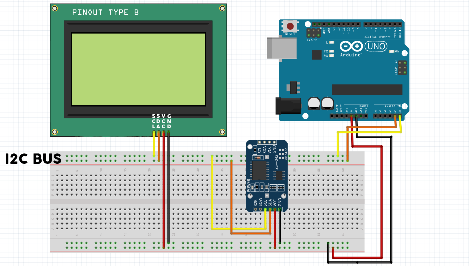 Arduino 20x4 Character LCD - educ8s tv - Watch Learn Build