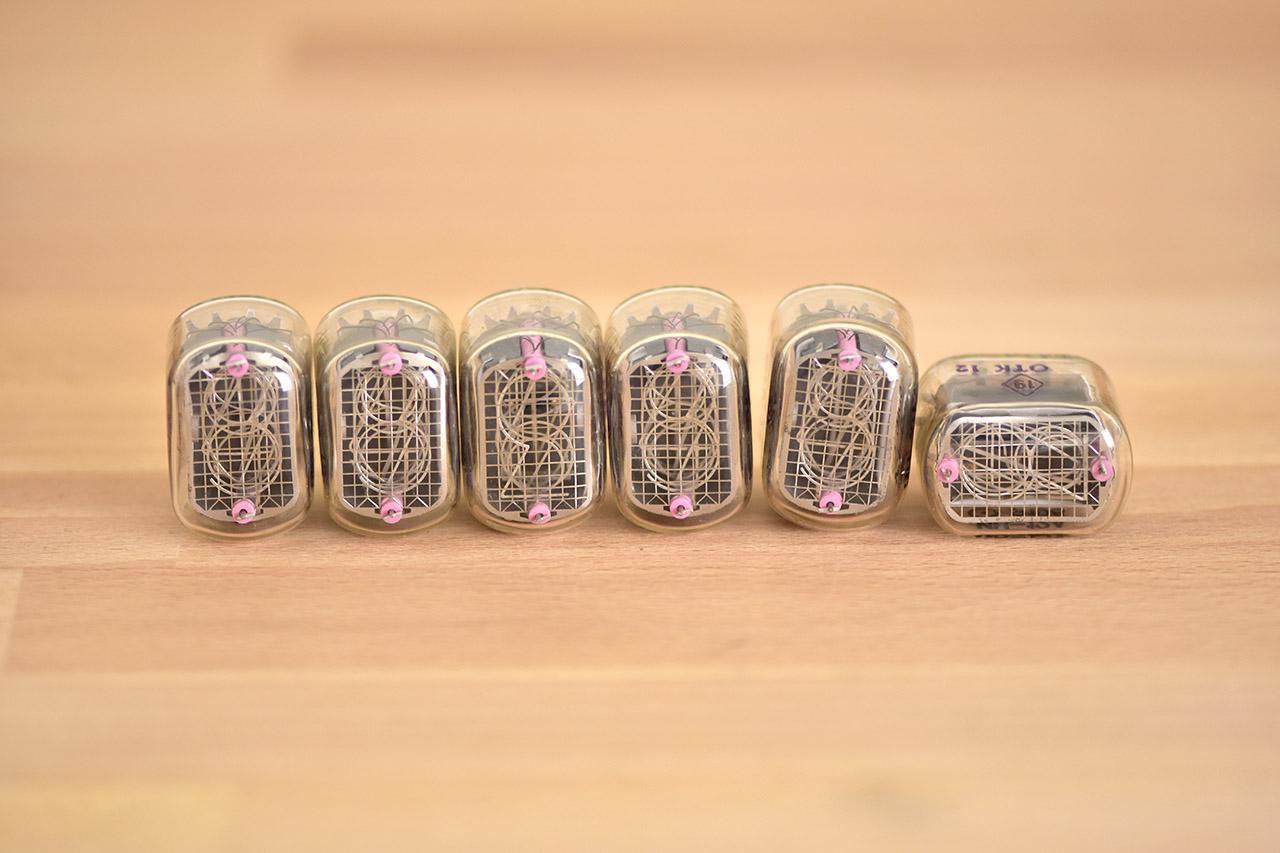 A Nixie Tube Clock Kit arrived - educ8s tv - Watch Learn Build