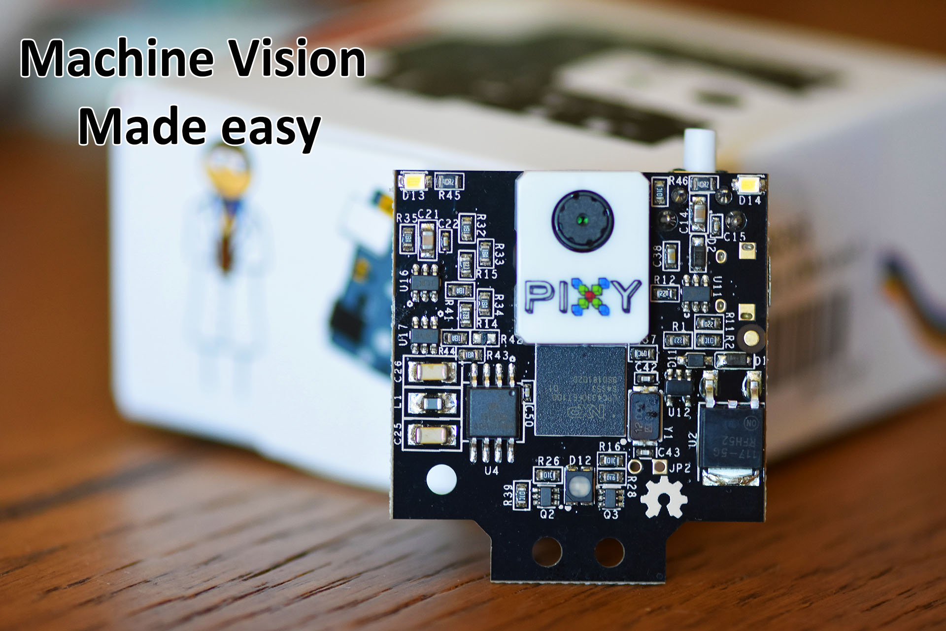 Pixy2 Cam - Machine Vision made easy - educ8s tv - Watch Learn Build